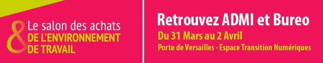 Du 31 mars au 2 Avril 2015 - Porte de Versailles